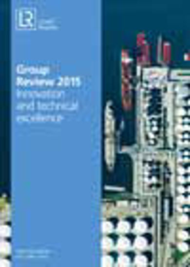 Picture of Lloyd's Register Group Review 2015