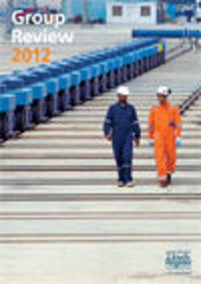 Picture of Lloyd's Register Group Annual Review 2012 Printed Copy