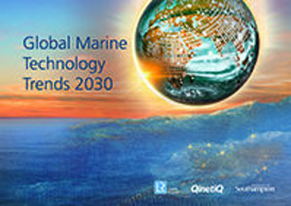 Picture of Global Marine Technology Trends 2030