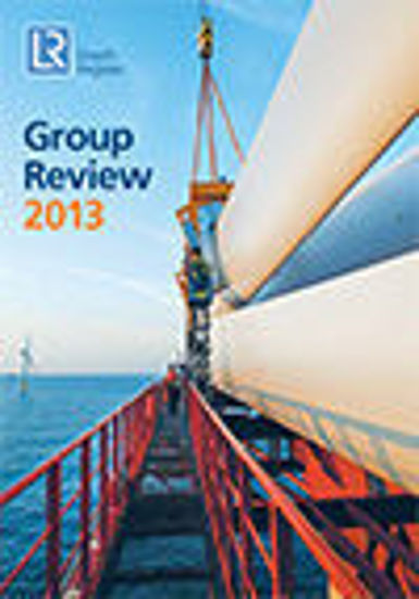 Picture of Lloyd's Register Group Annual Review 2013