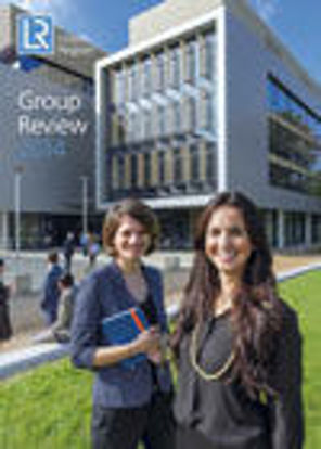 Picture of Lloyd's Register Group Annual Review 2014