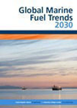 Picture of Global Marine Fuel Trends 2030 - PDF Download