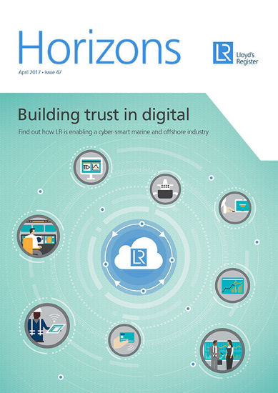 Picture of Horizons - April 2017