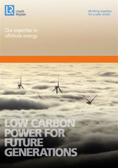Picture of Offshore wind brochure