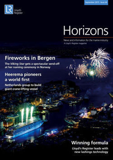 Picture of Horizons - September 2015