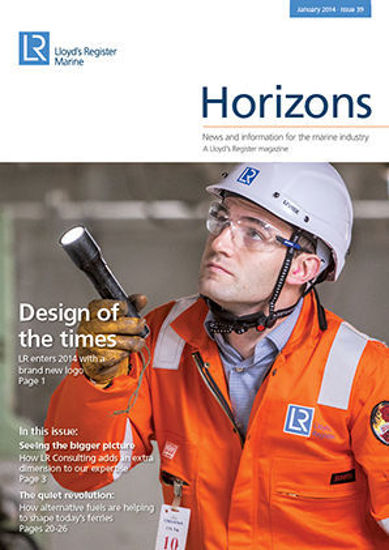 Picture of Horizons - January 2014