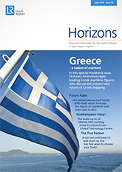 Picture of Horizons - June 2014