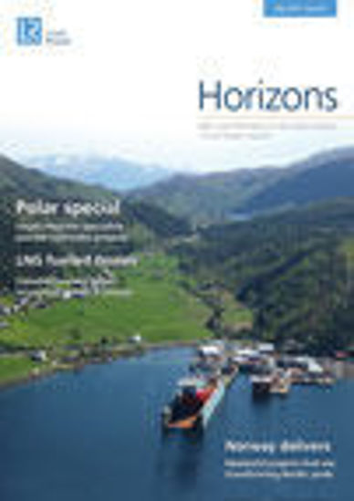 Picture of Horizons - May 2015
