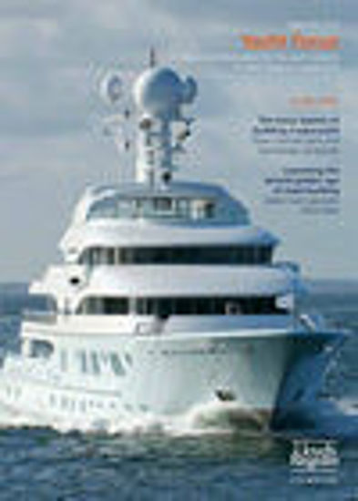 Picture of Yacht Focus - Sept 2013