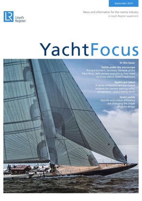 Picture of Yacht Focus-Sept 2014