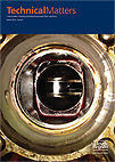 Picture of Technical Matters Issue 5 - March 2011 Printed copy