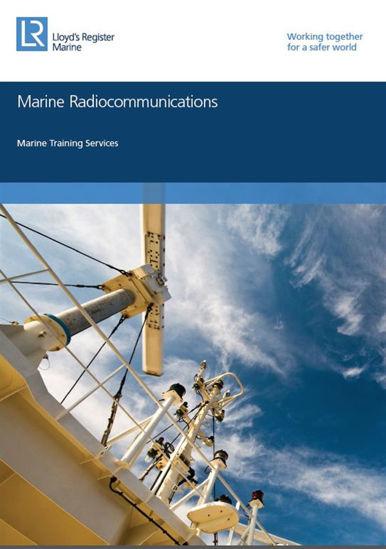 Picture of Marine Radiocommunications Booklet (pub 2014)