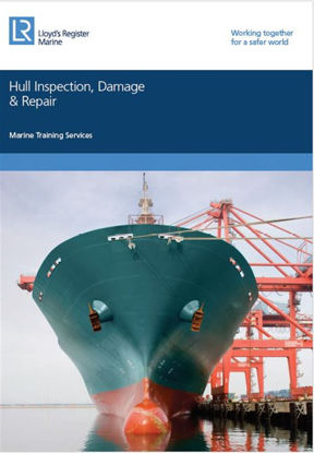 Picture of Hull Inspection-Damage and Repair course book printed copy