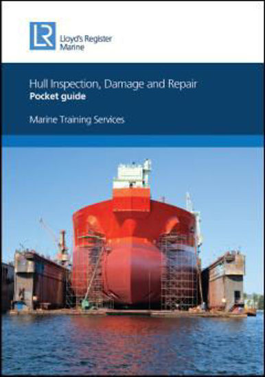 Picture of Hull Inspection Damage and Repair Pocket Guide (Re-branded)