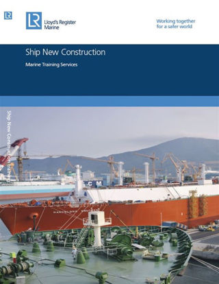 Picture of Ship New Construction - New Logo