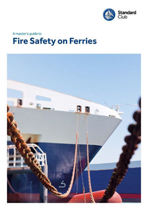Picture of A master's guide to Fire Safety on Ferries - PDF Version