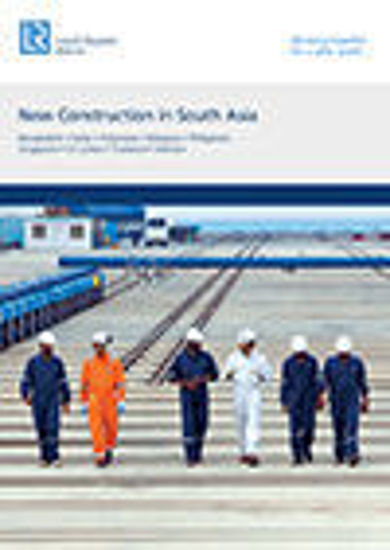 Picture of New Construction in South Asia, 2014