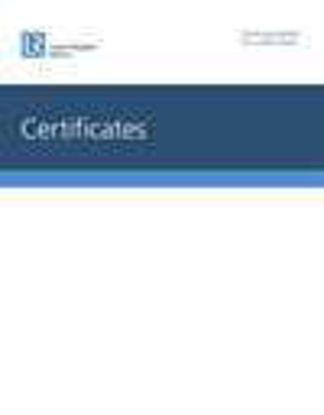 Picture of Certificate Box