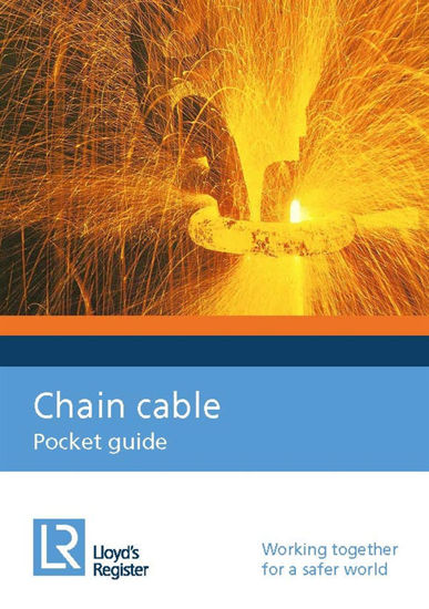 Picture of Chain Cable Pocket Guide