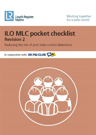 Picture of ILO MLC Pocket Checklist (Revision 3) - PDF Download