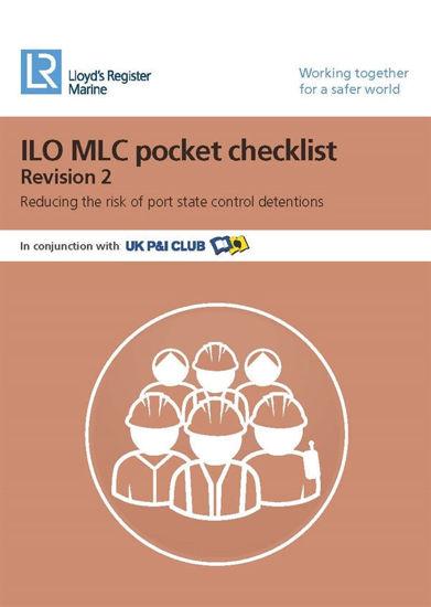 Picture of ILO MLC Pocket Checklist (Revision 3) - Printed Copy