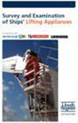 Picture of Pocket Guide No.2: Survey and Examination of Ships' Lifting Appliances - Printed Copy